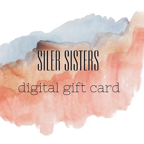 $30 Digital Gift Card