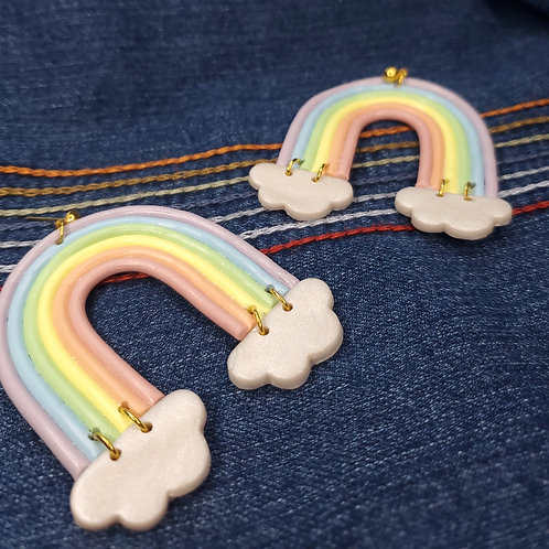 Cloudy Day Rainbows