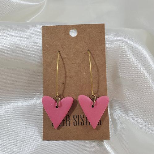 Pretty Pink Hearts