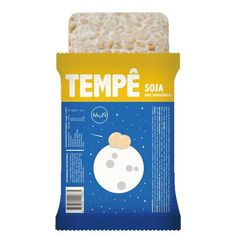 Tempê de soja orgânica não transgênica