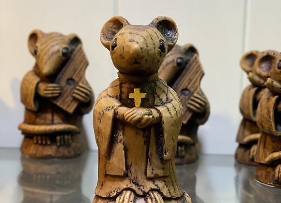 Church Mouse - Vicar