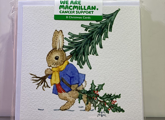 Macmillan Cancer Support - Bringing Home the Christmas Tree