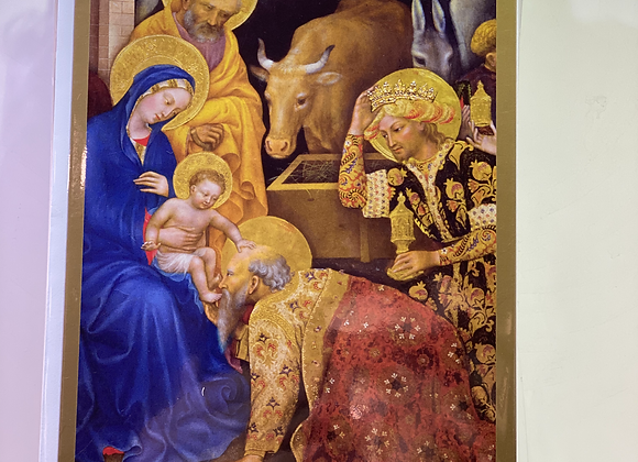 Christmas Masterpieces - Adoration of the Magi