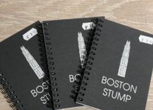 Boston Stump Notepad