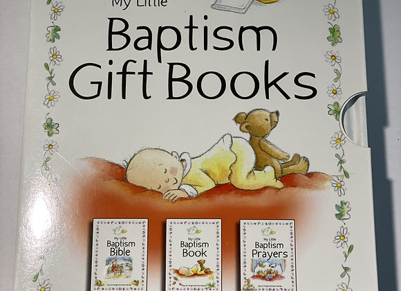 My Little Baptism Gift Book