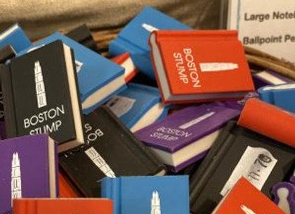 Book Eraser- Boston Stump