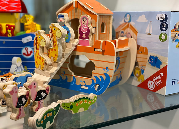 Build-Your-Own Noah's Ark- Small