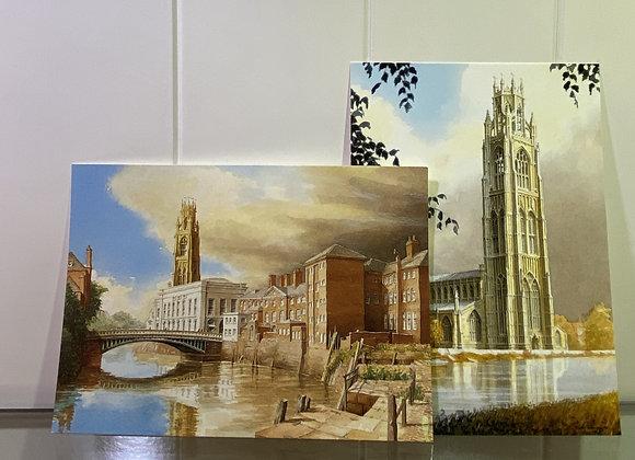 John Bangay Postcard