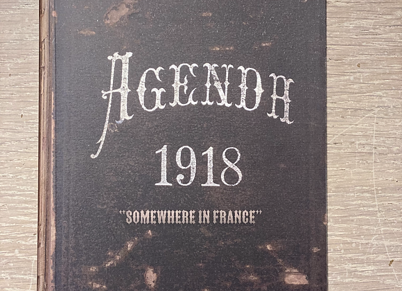 AGENDA, edited by ELA HEARLEY Nancy J