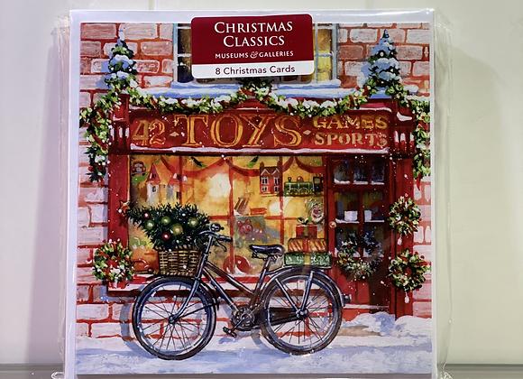 Christmas Classics - Festive Toy Shop