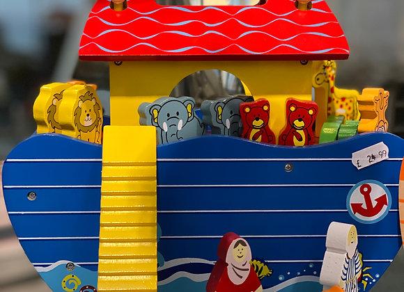 Carry Noah's Ark