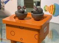 Dancing Mice Musical Box