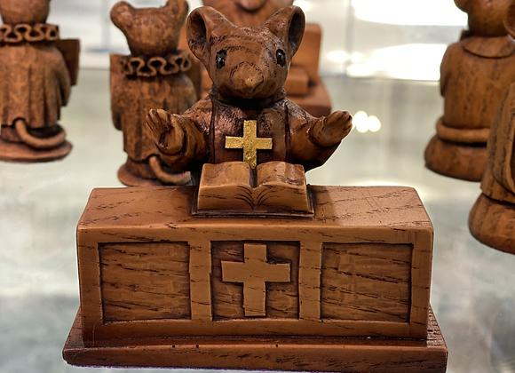 Church Mouse - Altar