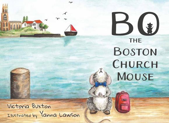 Bo The Boston Church Mouse (Book 1)