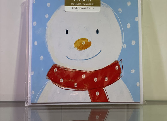 Christmas Charity - Snowman