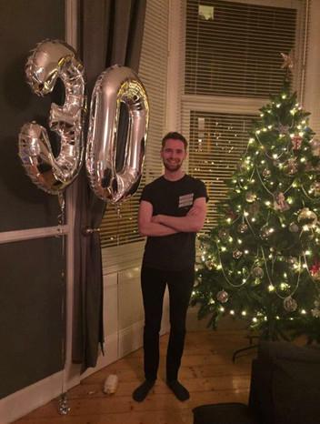Jim's 30th Birthday
