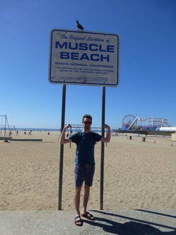 Vacation to California