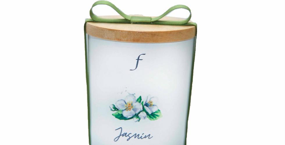 Vela Jasmin aromaterapia