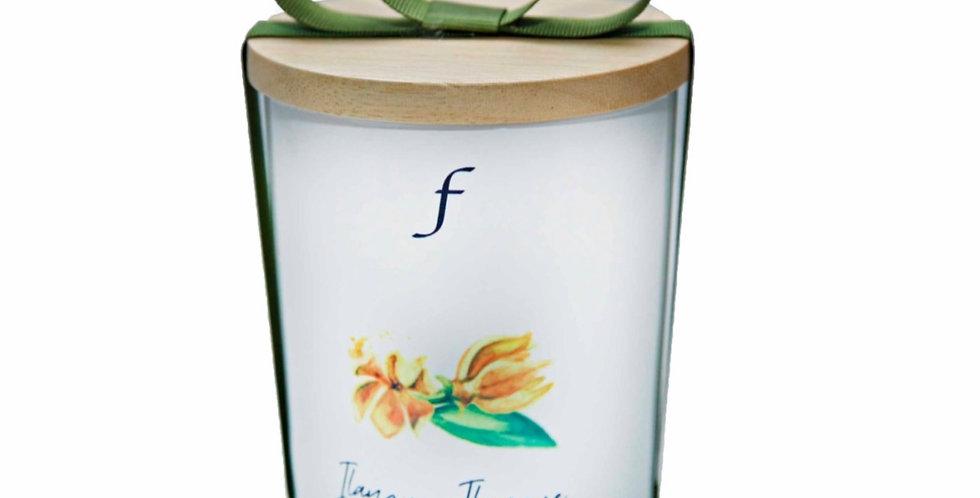 Vela aroma Ilangue Ilangue aromaterapia