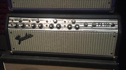 Fender PA100 Valve Amplifier
