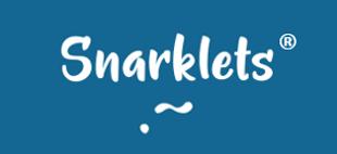 Snarklets logo trademark.png