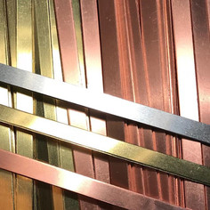 We got a shipment of new blanks! Aluminum, brass, and copper (top to bottom).jpg