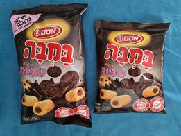 Vuelve la Bamba rellena de crema de galletas