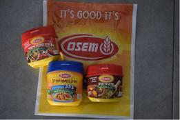 """Nuevas Sopas Osem con """"ingredientes naturales"""" para el invierno de 2017"""