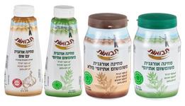 Tvuotlanza 2 nuevos productos : 1serie de tahini crudo orgánico y Pasta de tomate orgánica