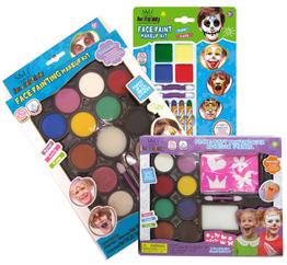 A divertirse con paquetes de maquillaje para Purim Kimyon