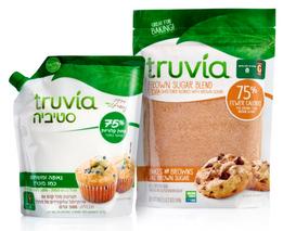 """Para la fiesta de Shavuot alimentos más saludables con """"Fuente de espelta"""" y """"TRUVIA"""""""