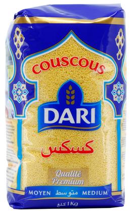 """"""" Dari"""" El más delicioso Couscous + receta"""