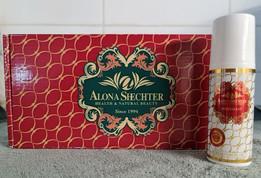 ¡La marca de cosmética Alona Shechter lanza  desodorante roll-on sin aluminio!