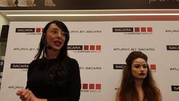 """La compañía de maquillajes SACARA presentosu colección Purim 2018 """"PARTY TIME"""""""