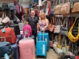""""""" Tik Ha Tikim"""" presenta variedad de maletas, bolsos y accesorios  para las vacaciones"""