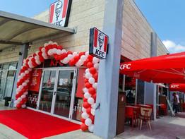 KFC continúa expandiéndose y abre 4 nuevos restaurantes en ubicaciones estratégicas