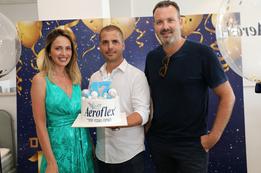 ¡La cadena Aeroflex celebra este mes su 17 aniversario!