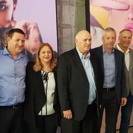 """Supersal presentó""""BE"""" nuevaCadenadeFarmaciasen Israel"""