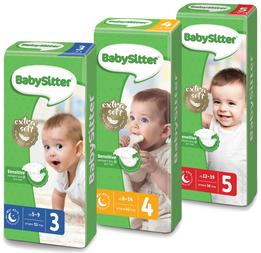 Para los pañales Babysitter  'El cielo no es el límite':