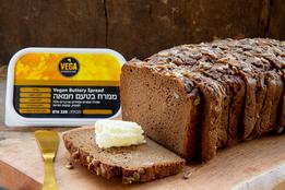 Vega Productos Veganos presenta un producto con sabor a mantequilla