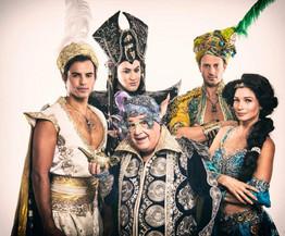 Aladin y la Princesa Yasmin  Un musical espectacular para toda la familia