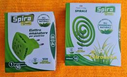 """Nuevo de """"Guri"""" :Spira GREEN ( espirales ) y Spira aparato con tabletas GREEN"""