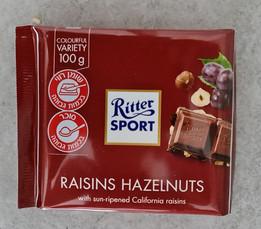 Excelentes Chocolates Ritter Sport, especiales para Pesaj