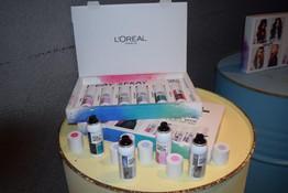 Nueva tendencia para el cabello: L'Oreal Paris nuevo y audaz spray de coloresCOLORISTA SPRAY
