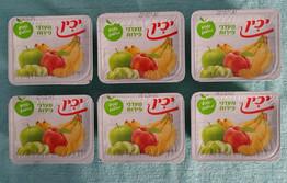 """Novedad de """" Yachin""""  postres de 100% frutas en una variedad de sabores"""