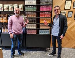 Landwer abre una cuarta tienda de Cafe en Poleg