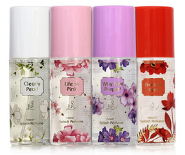 Splash Perfume nueva serie de perfumes corporales de la cadena BeautyCare