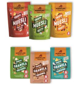 Mornflake  nueva serie de cereales de alta calidad ahora en Israel