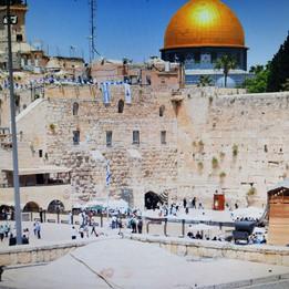 Mensaje de Yom Yerushalaim Jerusalem como ideal y en su realidad