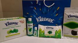 "Nueva serie de productos ""Kleenex"" Proactive Care"